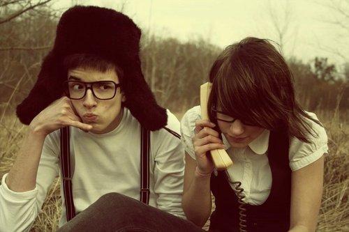 casal estranho