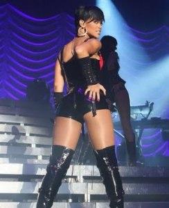 Rihanna está entre as principais cantoras pop