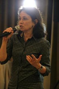 Mariza Tavares - foto de Renata Thomazi