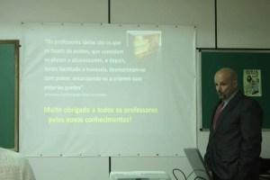 Marcelo Henrique propôs um programa de rádio em defesa da cidadania
