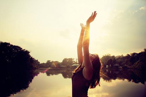 É preciso aceitar que a vida não é perfeita; os problemas existem