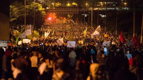 protestos